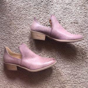 QUPID | Violet Booties